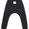 spodnie dziecięce unisex czarne tył