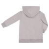 bluza dziecięca unisex szara tył