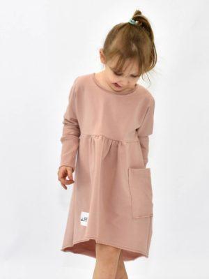 sukienka dziecięca mellow rose